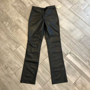 🖤NWT Wilsons Leather Pants🖤